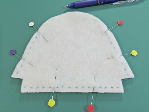 How to sew a coin purse with a sew-in purse frame - So Sew Easy
