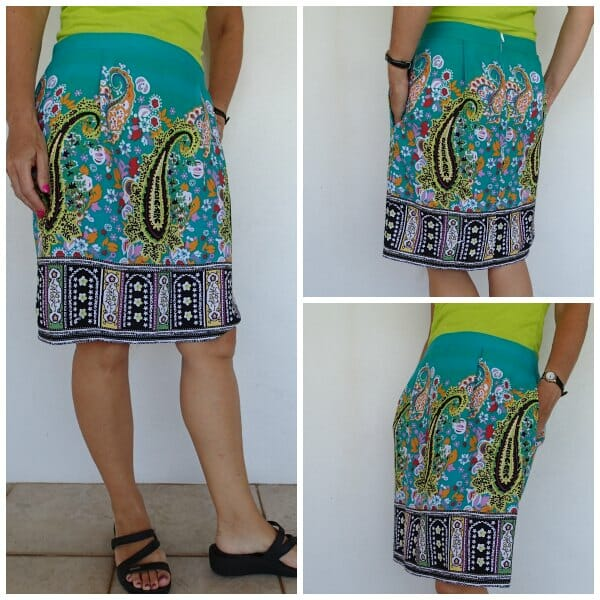simple summer pleated skirt pattern so sew easy