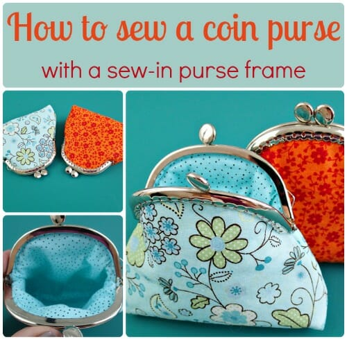 Patterned Coin Purses
