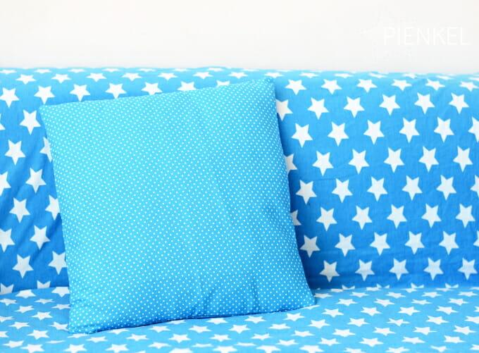 Pienkel Invisible Zipper Pillowcase