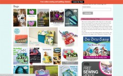 All the best of the webs free sewing patterns in one place. A new free sewing pattern added to the site every day at Sewing 4 Free.