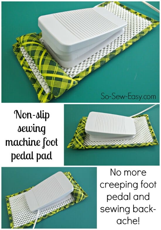 sewing machine without foot pedal