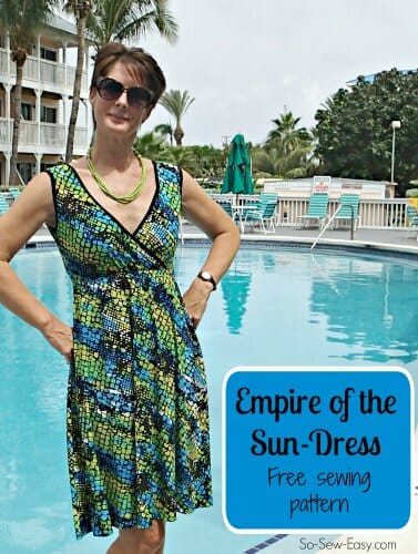 summer sundress pattern