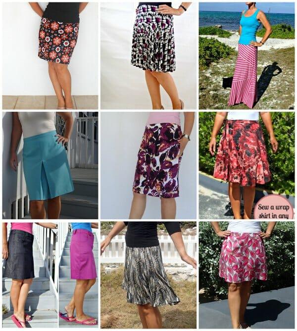 Skirt compilation