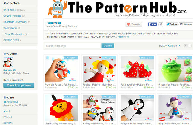 You\'ll love these patterns and a giveaway - So Sew Easy