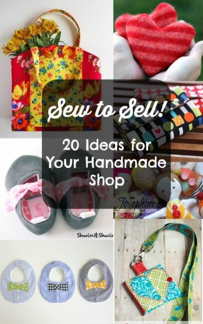 Sewing For Profit Projects That Are Great To Make To Sell So Sew Easy