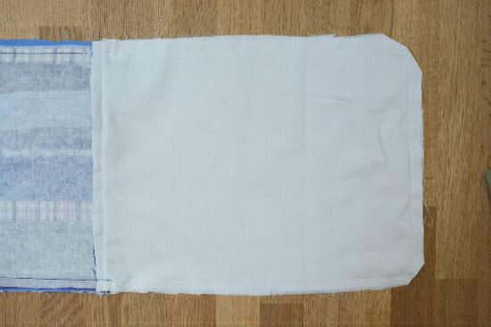stitch the bag together