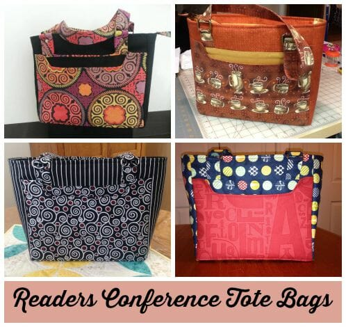 Conference Tote Sew-Along
