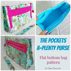 Pockets A-Plenty Purse