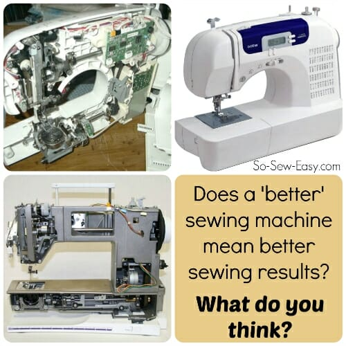 better sewing