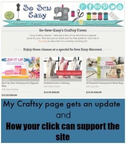 Craftsy page
