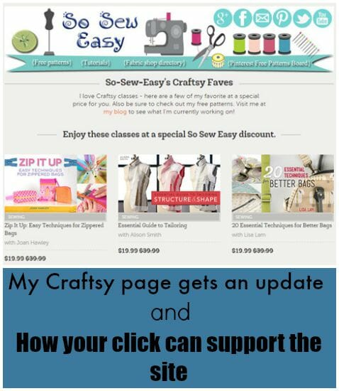 Craftsy page