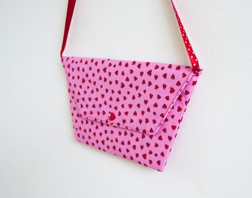 Make it yours Clutch bag - Pienkel for So Sew Easy