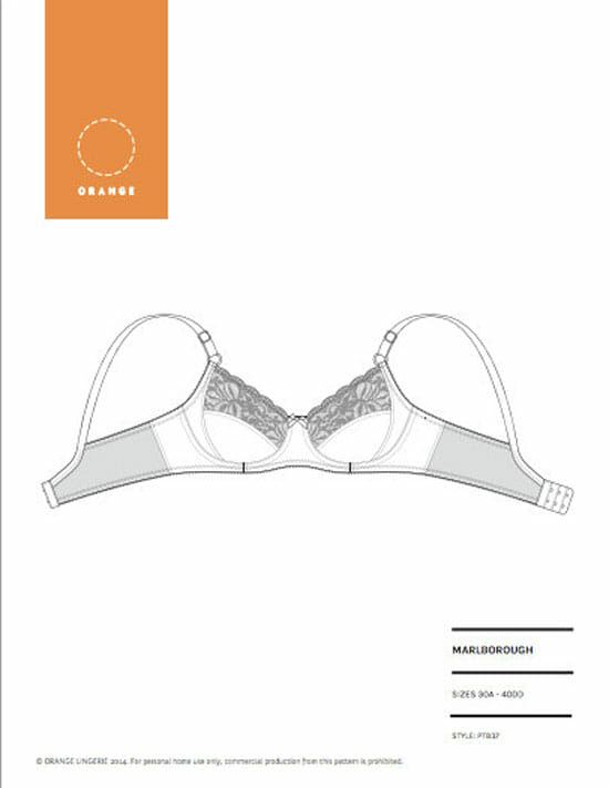 Types Of Bra Patterns You Can Sew So Sew Easy