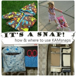 Introduction to KAM Snaps. Where and how to use them, how to set them, examples of projects where they can be used.