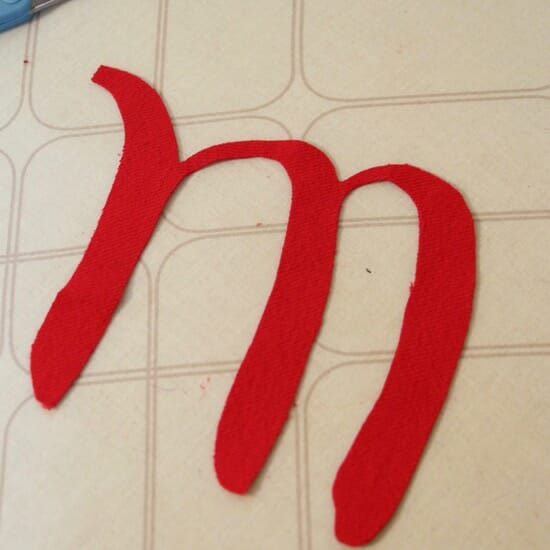 Applique 101 - Everything you Need to Know to Make Your Own Adhesive Shapes and Letters