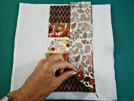 quilted quilted pocket potholder pattern