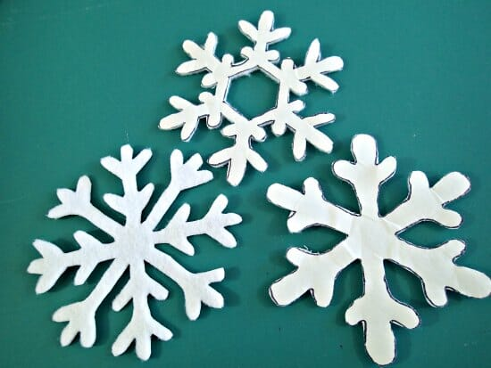 christmas snowflake coasters pattern