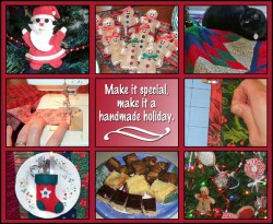 Make it handmade for the holidays. make your own holiday crafts, organise a family craft party or simply buy handmade for the holidays this year.