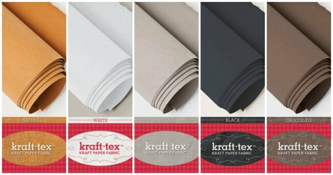 Kraft Tex colors