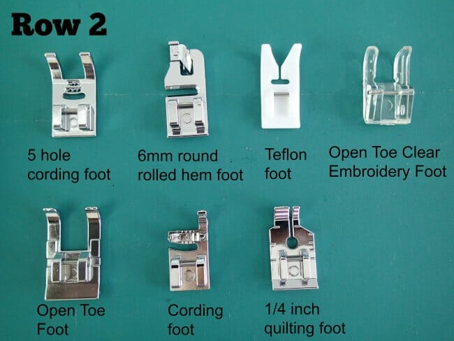 More Presser Feet Than You Will Ever Need So Sew Easy Amazing Generic Sewing Machine Feet