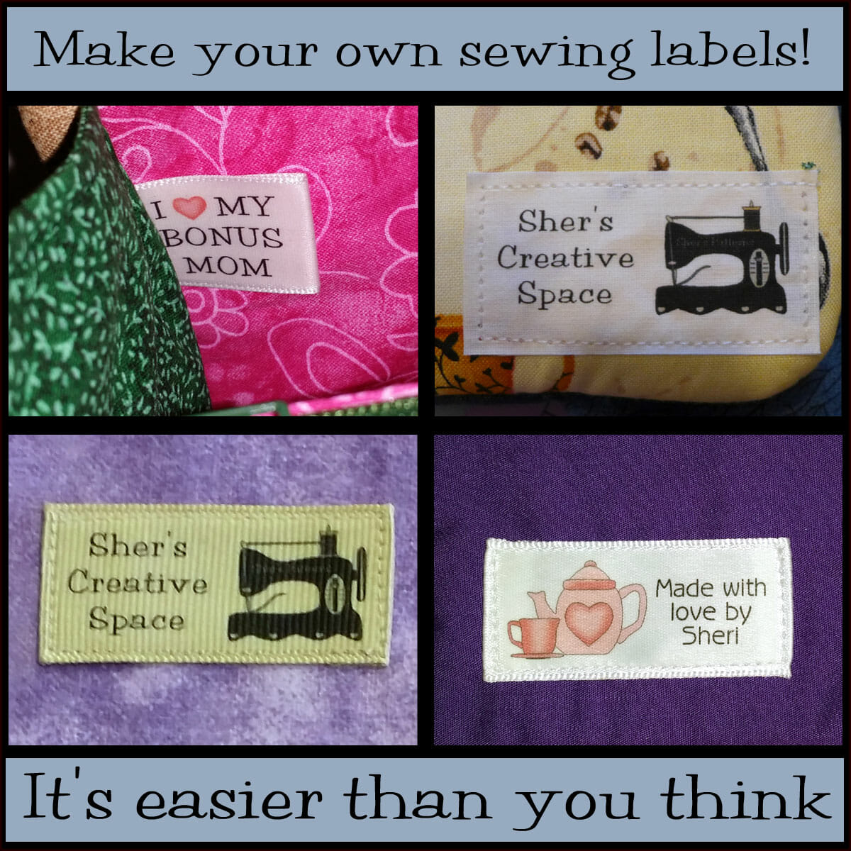 Yes! You CAN make professional looking custom sewing ...