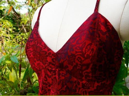 sexy dress pattern
