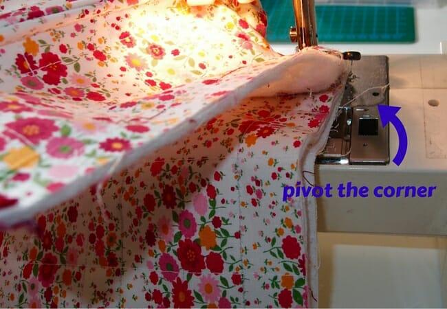 pivot the corner