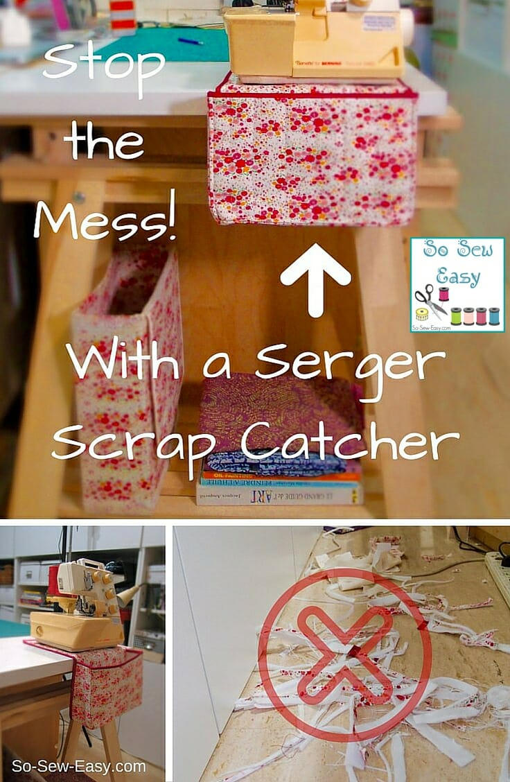 server scrap catcher