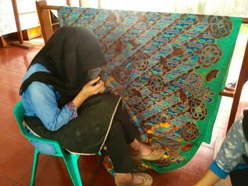 batik printing techniques