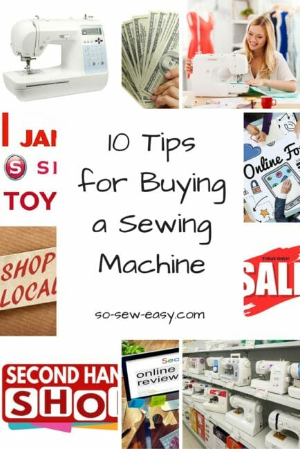 buying a machine