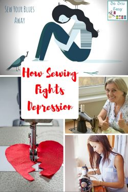Sewing Fight Depression