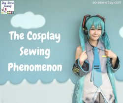 cosplay sewing