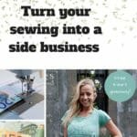 sewing side business