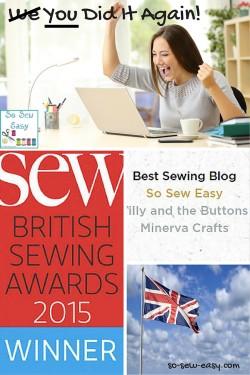 British Sewing Awards