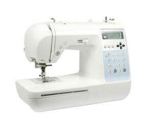 buying a sewing machine