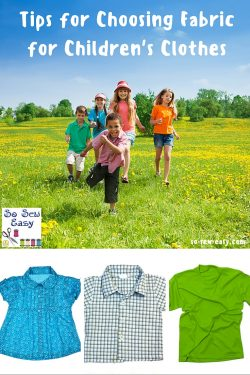 fabric for childrens clothes