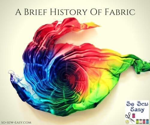 history of fabric