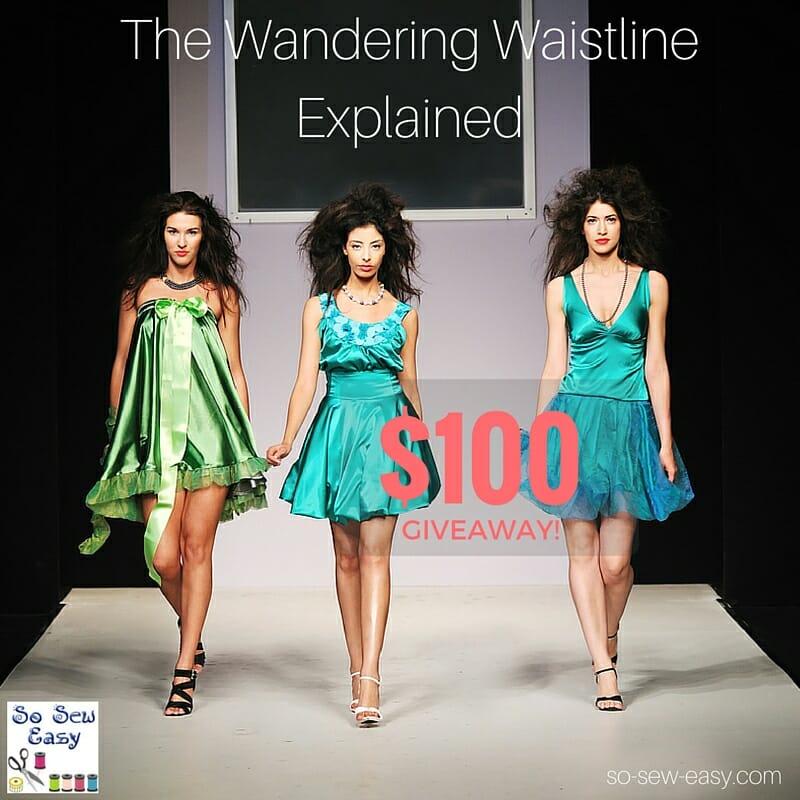 wandering waistline