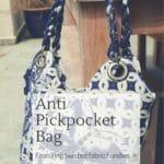anti pickpocket bag