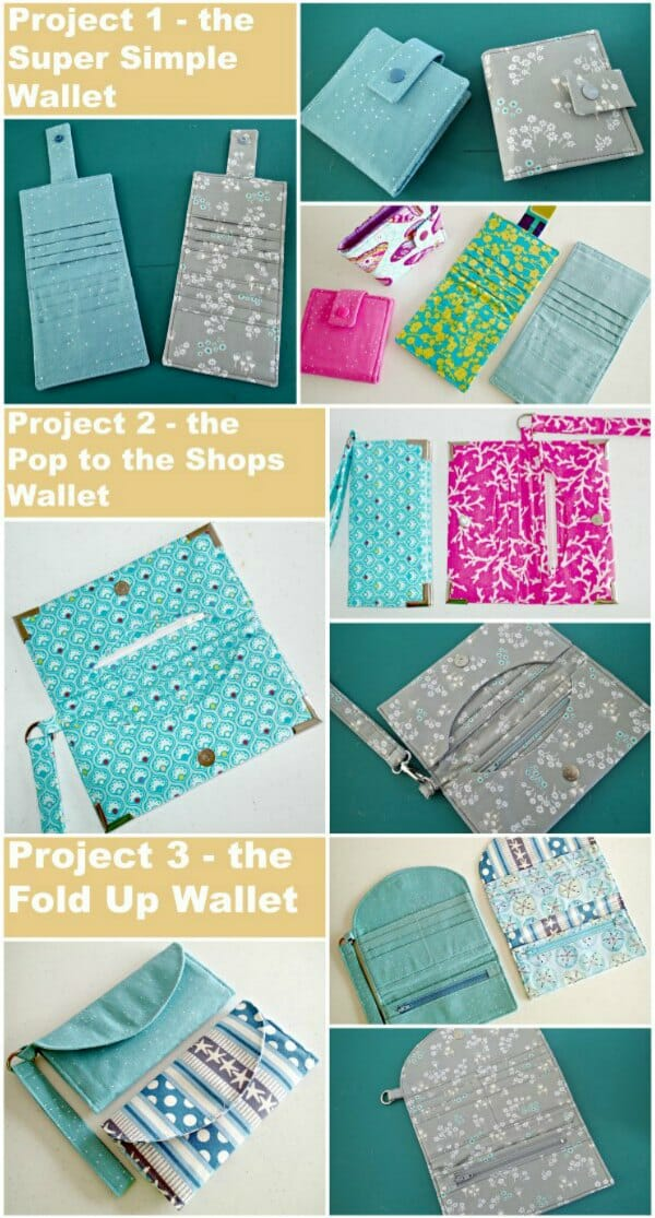 Craftsy Sewing Wallets Class Free Giveaway So Sew Easy