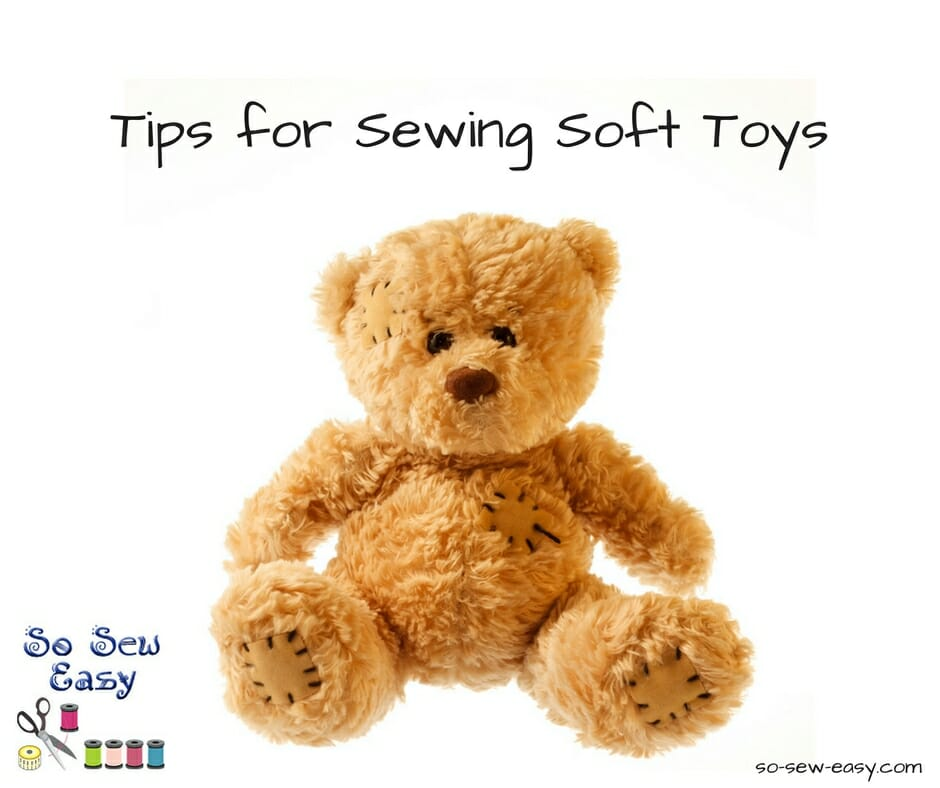 sewing soft toys
