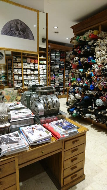 finest fabric shop