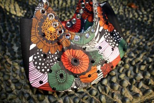RFID shielded handbag