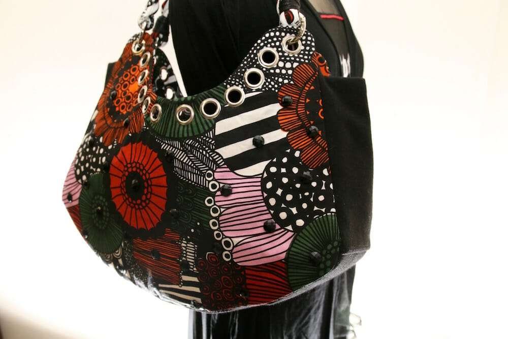 RFID shielded handbag