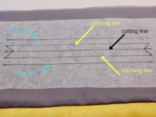 cutting-line