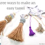 easy tassle
