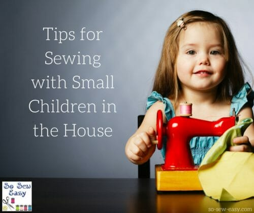 tips sewing small children house