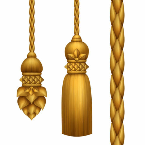 history of tassels
