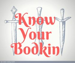know your bodkin
